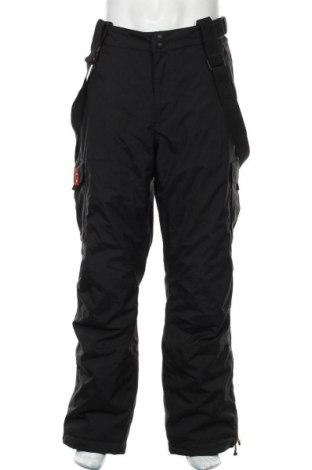 Мъжки панталон за зимни спортове Killtec, Размер XXL, Цвят Черен, Полиамид, Цена 27,56лв.