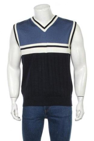 Pánský svetr , Velikost XL, Barva Modrá, Cena  409,00Kč
