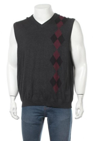 Pánský svetr  Axist, Velikost XL, Barva Šedá, 55% bavlna, 45%acryl, Cena  439,00Kč