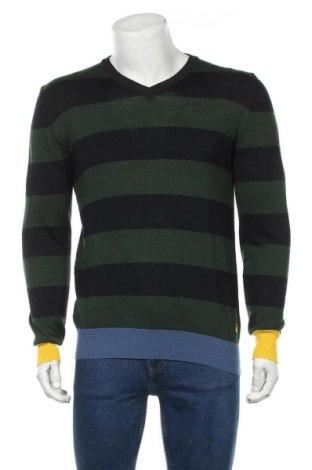 Ανδρικό πουλόβερ Beverly Hills Polo Club, Μέγεθος L, Χρώμα Πολύχρωμο, 50% μαλλί, 50%ακρυλικό, Τιμή 18,02€