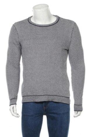 Pánský svetr  H&M, Velikost M, Barva Modrá, Bavlna, Cena  409,00Kč