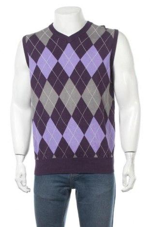 Pánský svetr  Manfield, Velikost L, Barva Vícebarevné, Bavlna, Cena  485,00Kč