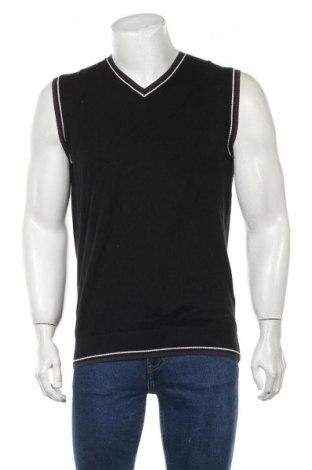 Pánský svetr  Tom Tailor, Velikost L, Barva Černá, Bavlna, Cena  502,00Kč