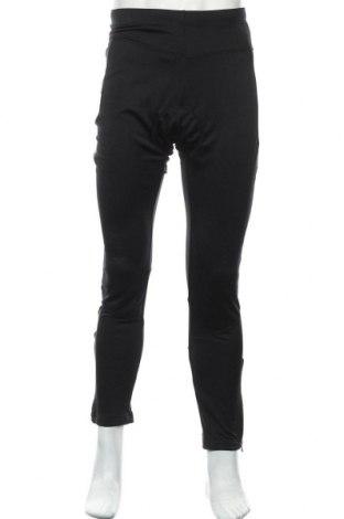 Ανδρικό αθλητικό κολάν Crivit, Μέγεθος XL, Χρώμα Μαύρο, Πολυεστέρας, Τιμή 16,24€