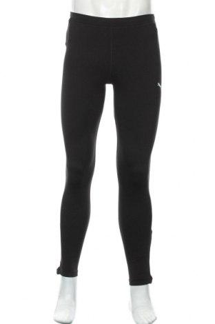 Ανδρικό αθλητικό κολάν PUMA, Μέγεθος M, Χρώμα Μαύρο, 88% πολυεστέρας, 12% ελαστάνη, Τιμή 23,38€