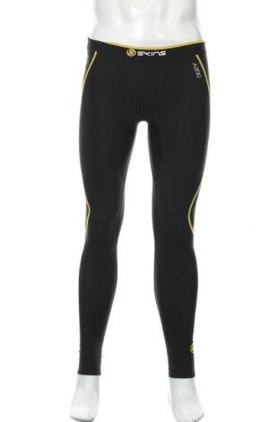 Pánské sportovní legíny  Skins, Velikost S, Barva Černá, 83% polyamide, 17% elastan, Cena  383,00Kč