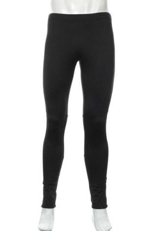 Ανδρικό αθλητικό κολάν TCM, Μέγεθος M, Χρώμα Μαύρο, 92% πολυεστέρας, 8% ελαστάνη, Τιμή 10,13€