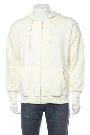 Мъжки суичър Na-Kd, Размер S, Цвят Екрю, 80% полиестер, 20% памук, Цена 35,36лв.