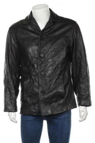 Pánská kožená bunda  Danier, Velikost L, Barva Černá, Pravá kůže, Cena  1735,00Kč