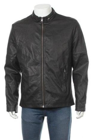 Pánská kožená bunda  Lindbergh, Velikost XL, Barva Černá, Eko kůže, Cena  491,00Kč