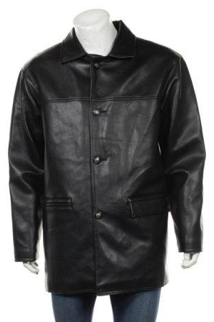 Pánská kožená bunda  Made In Italy, Velikost XL, Barva Černá, Eko kůže, Cena  666,00Kč