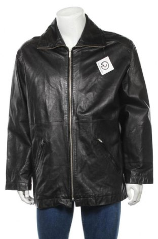 Pánská kožená bunda  Marc O'Polo, Velikost M, Barva Černá, Pravá kůže, Cena  1396,00Kč