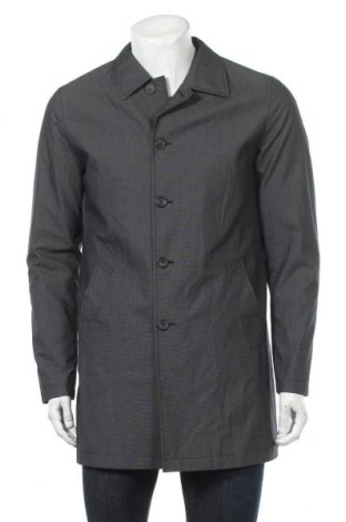 Pánský kabát  Premium By Jack & Jones, Velikost M, Barva Šedá, 85% bavlna, 13% polyester, 2% elastan, Cena  587,00Kč