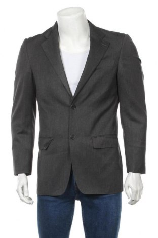 Мъжко сако, Размер S, Цвят Сив, Цена 7,15лв.