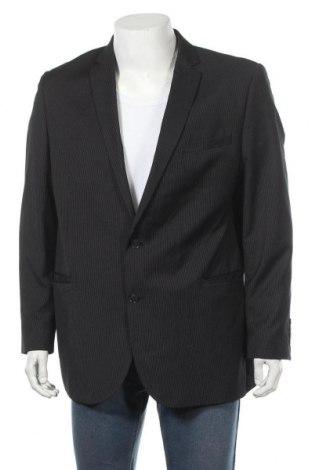 Мъжко сако Angelo Litrico, Размер XL, Цвят Черен, 70% полиестер, 30% вискоза, Цена 9,14лв.