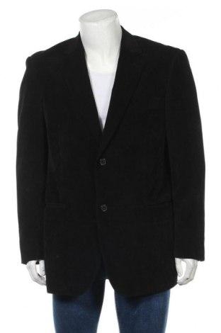Мъжко сако Authentic Clothing Company, Размер XL, Цвят Черен, 81% полиестер, 19% полиамид, Цена 8,66лв.