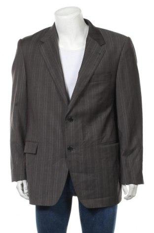 Мъжко сако J.Philipp, Размер XL, Цвят Сив, Вълна, Цена 8,90лв.