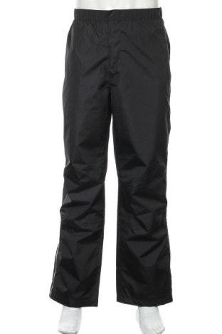 Мъжко спортно долнище Active By Tchibo, Размер M, Цвят Черен, Полиестер, Цена 20,53лв.