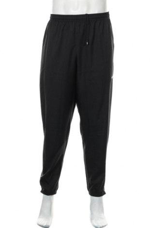 Мъжко спортно долнище Nike, Размер XXL, Цвят Черен, Полиестер, Цена 45,58лв.