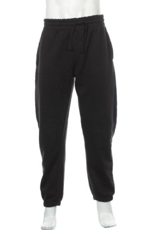 Pantaloni trening de bărbați Topman, Mărime M, Culoare Negru, 58% bumbac, 42% poliester, Preț 170,23 Lei