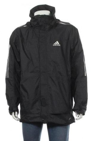 Pánská sportovní bunda  Adidas, Velikost XL, Barva Černá, Polyester, Cena  893,00Kč