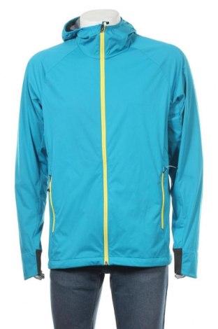 Pánská sportovní bunda  Odlo, Velikost XL, Barva Modrá, Polyester, Cena  606,00Kč