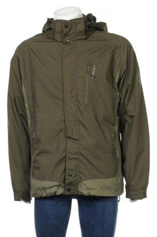 Pánská sportovní bunda  Stormberg, Velikost XL, Barva Zelená, 65% polyester, 35% bavlna, Cena  749,00Kč