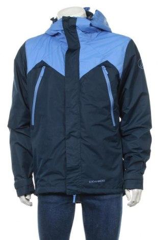 Pánská sportovní bunda  Stormberg, Velikost L, Barva Modrá, Polyester, Cena  670,00Kč