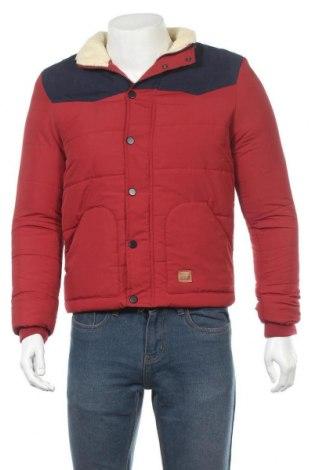 Мъжко яке, Размер S, Цвят Червен, Цена 29,61лв.