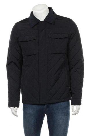 Ανδρικό μπουφάν Liu Jo, Μέγεθος L, Χρώμα Μπλέ, Τιμή 35,95€