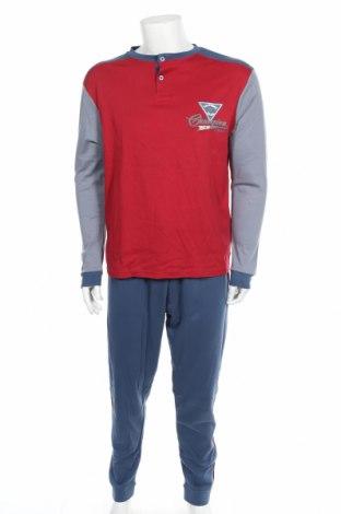Pyžamo , Velikost S, Barva Červená, Bavlna, Cena  513,00Kč