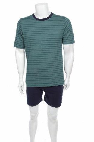 Pijama, Mărime M, Culoare Verde, Bumbac, Preț 72,50 Lei