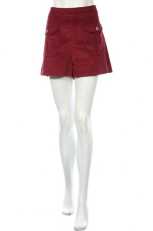 Пола Showpo, Размер XL, Цвят Червен, 97% памук, 3% еластан, Цена 41,90лв.