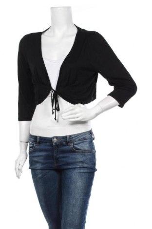 Bolero Ms Mode, Mărime L, Culoare Negru, 95% viscoză, 5% elastan, Preț 76,26 Lei