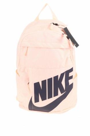 Раница Nike, Цвят Розов, Текстил, Цена 42,72лв.