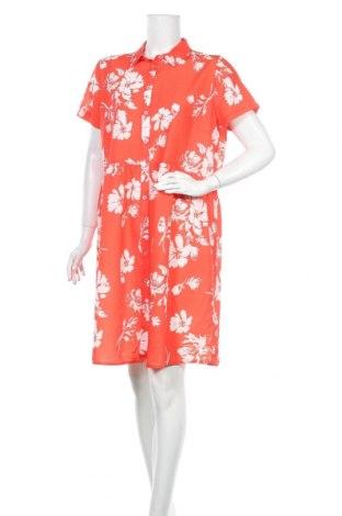 Рокля Aniston, Размер XL, Цвят Оранжев, Полиестер, Цена 35,52лв.