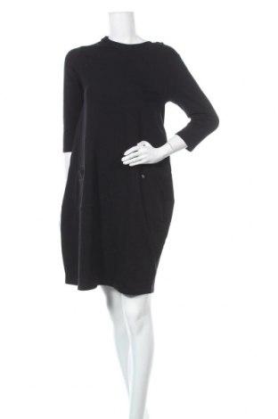 Рокля Bewear, Размер S, Цвят Черен, 90% памук, 10% еластан, Цена 40,05лв.