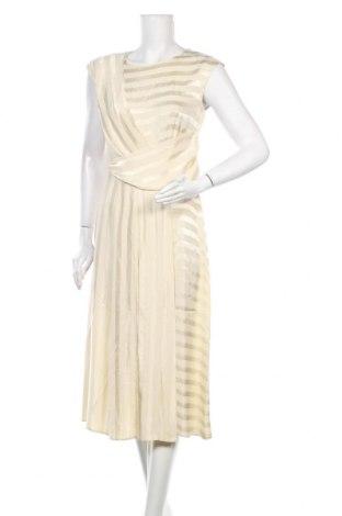 Φόρεμα Closet London, Μέγεθος M, Χρώμα Εκρού, 100% βισκόζη, Τιμή 41,29€