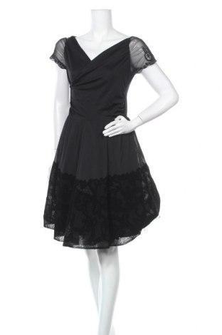 Φόρεμα Desigual, Μέγεθος M, Χρώμα Μαύρο, 97% πολυεστέρας, 3% ελαστάνη, Τιμή 52,27€