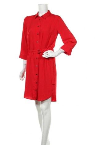Рокля Dorothy Perkins, Размер M, Цвят Червен, Полиестер, Цена 22,79лв.