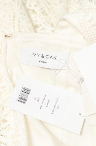 Рокля Ivy & Oak, Размер M, Цвят Бял, Полиестер, Цена 201,75лв.