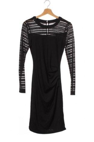 Φόρεμα Kaffe, Μέγεθος XS, Χρώμα Μαύρο, 75% βισκόζη, 21% πολυεστέρας, 4% ελαστάνη, Τιμή 29,58€