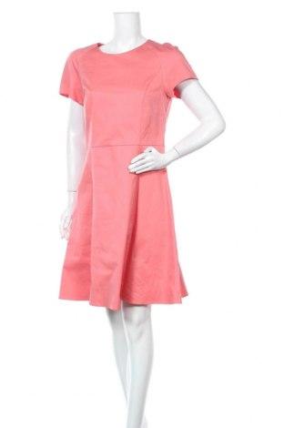 Рокля Max&Co., Размер L, Цвят Розов, 97% памук, 3% еластан, Цена 389,25лв.
