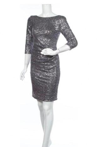 Φόρεμα Paradi, Μέγεθος S, Χρώμα Ασημί, 97% πολυεστέρας, 3% ελαστάνη, Τιμή 14,11€
