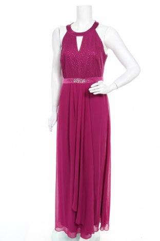 Φόρεμα S.Oliver, Μέγεθος L, Χρώμα Βιολετί, Πολυεστέρας, Τιμή 24,96€