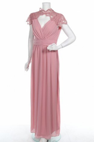 Рокля TFNC London, Размер L, Цвят Розов, Полиамид, полиестер, Цена 76,45лв.
