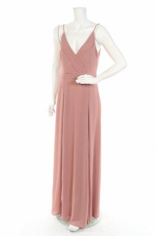 Рокля TFNC London, Размер M, Цвят Розов, Полиестер, Цена 70,95лв.
