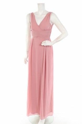 Рокля TFNC London, Размер S, Цвят Розов, Полиестер, Цена 70,95лв.