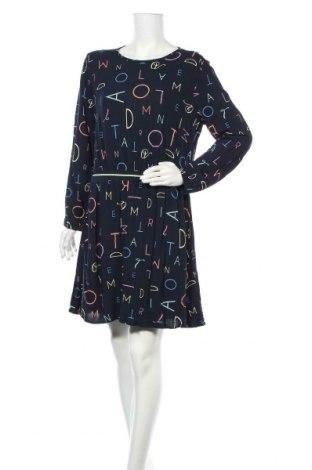 Φόρεμα Tom Tailor, Μέγεθος XL, Χρώμα Μπλέ, Βισκόζη, Τιμή 20,01€