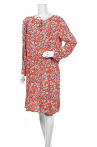 Φόρεμα Tom Tailor, Μέγεθος XL, Χρώμα Πορτοκαλί, Βισκόζη, Τιμή 13,51€